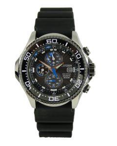 Modifikation:CITIZEN BJ2111-08E m. Uhrband der JP2000-08E