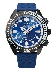 CITIZEN ECO-Drive Satellite Wave GPS Diver 200m CC5006-06L